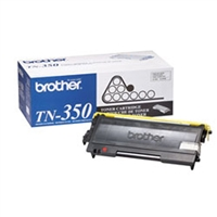 Brother Genuine OEM TN-350 Toner Black Toner Cartridge