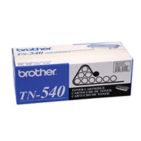 Brother TN540 OEM Black Toner Cartridge