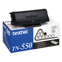 Brother Genuine OEM TN550 TN580 Black Toner Cartridge