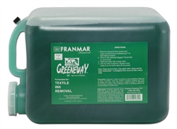 GREENEWAY Ink Cleaner  5 Gallon