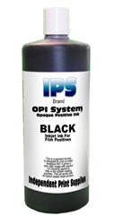 "OPI ""Opaque Positive Ink"" - 1 Liter - (OUT OF STOCK!)"