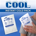"Instant Cold Packs, 5"" x 9"" (24/case)"