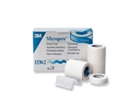 "Micropore Tape, 1""x10 Yds (12 rolls per box)"
