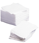 "Washcloth; Delux Dry Disposable; 12.5x13""; (90/Pack; 12packs/case)"