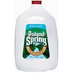 Poland Spring Distilled Water Gallon