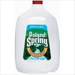 Distilled Water Gallon (6 per case)