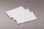 "Encore Professional Towels; 3 ply; White - 13"" x 18"" (500 per case)"