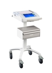 Burdick Mobile Cart for Eli 280 ECG