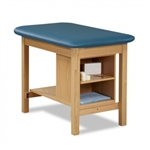 Clinton Industries Taping Table with Storage
