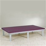 Clinton Upholstered Top Mat Platform