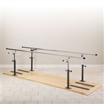 Clinton Platform Mounted Parallel Bars