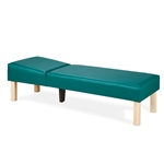 Clinton Hardwood Leg Recovery Couch