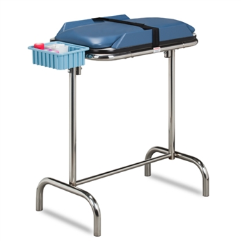 Clinton 6077 Stainless Steel Infant Blood Drawing Station