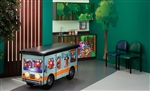 Clinton Cool Camper Complete Pediatric Exam Room Package