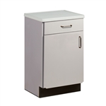 Clinton 8711A Molded Top Bedside Cabinet