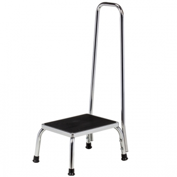 Clinton Industries T-50 Step Stool with Handrail