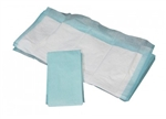 "Fluff Underpads; 23""x24""; (50/bag, 4bags/case)"