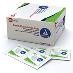 Alcohol Prep Pad, Medium - 10/200/Cs