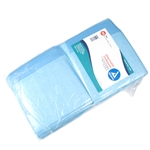 Disposable Underpads, 23x36 (45 gram) - 3/50/Cs