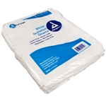 Isolation Gown Poly-Coated Barrier; White (50 per case)