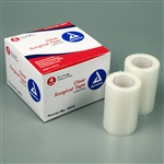 "Surgical Tape Transparent, 3""x10 Yds (6 per box)"