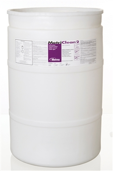 MetriClean2 30 Gallon Drum