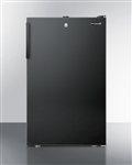 Summit FS408BL Counter Height Freezer
