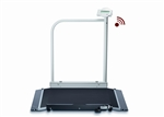 Seca 676 digital wheelchair scale