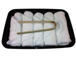 Bamboo Hot Towels 5/pack