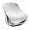 Aluminum Pan with Foil Laminated Lid / 12 count