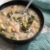 FROZEN Zuppa Toscana with Local Kale & Housemade Italian Sausage - Serves 2 adults