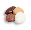 Assorted Seashells (Milk, Dark, White & Peanut Butter)