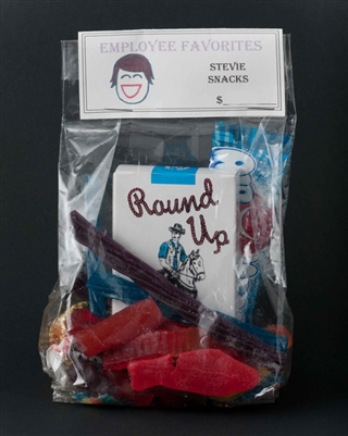 Employee Favorite Bag - Stevie Snacks