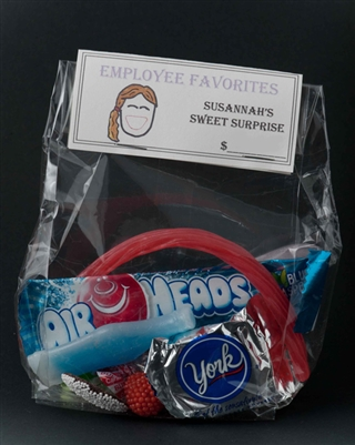Employee Favorite Bag - Susannah's Sweet Surprise