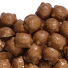 Milk Chocolate Caramel Filled Mini Turtles - 8 LB Box