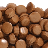 Milk Chocolate Peanut Butter Mini Cups - 1 LB Bag