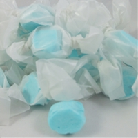 Salt Water Taffy - Blue Raspberry - 8 oz Bag