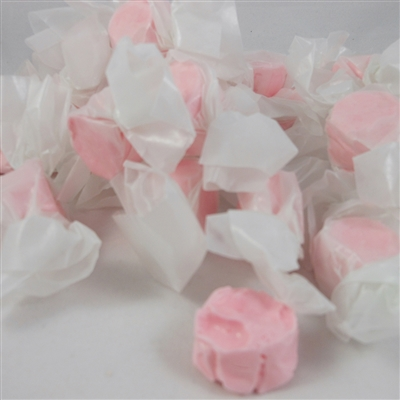 Salt Water Taffy - Cranberry - 5 LB Bag