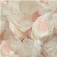 Salt Water Taffy - White Chocolate Raspberry - 8 oz Bag