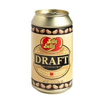Jelly Belly Draft Beer Jelly Beans 1.75 oz can with removable lid