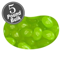 Jelly Belly Lemon Lime Jelly Beans - 5 LB Bag