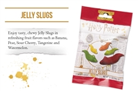 Jelly Belly Harry Potter Jelly Slugs 2.1 oz (12 count)