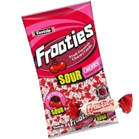 Sour Cherry Frooties - 1 LB Bag