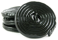 Licorice Wheels - 1 LB Bag