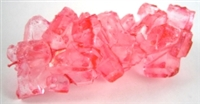Strawberry Rock Candy - 1 LB Bag