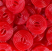 Strawberry Wheels - 1 LB Bag