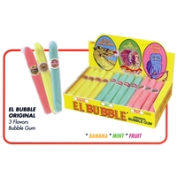 Bubble Gum Cigar - 36 Count Box