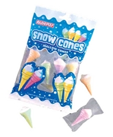 Marshmallow Cones - 24 Count Container