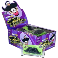 Wax Mustaches - 24 Count Box
