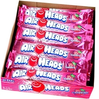 Airheads-Strawberry - Box of 36